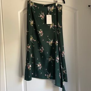 Ted Baker Asymmetric Skirt